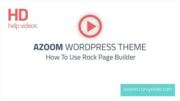 Azoom | Multi-Purpose Theme with Animation Builder - 34